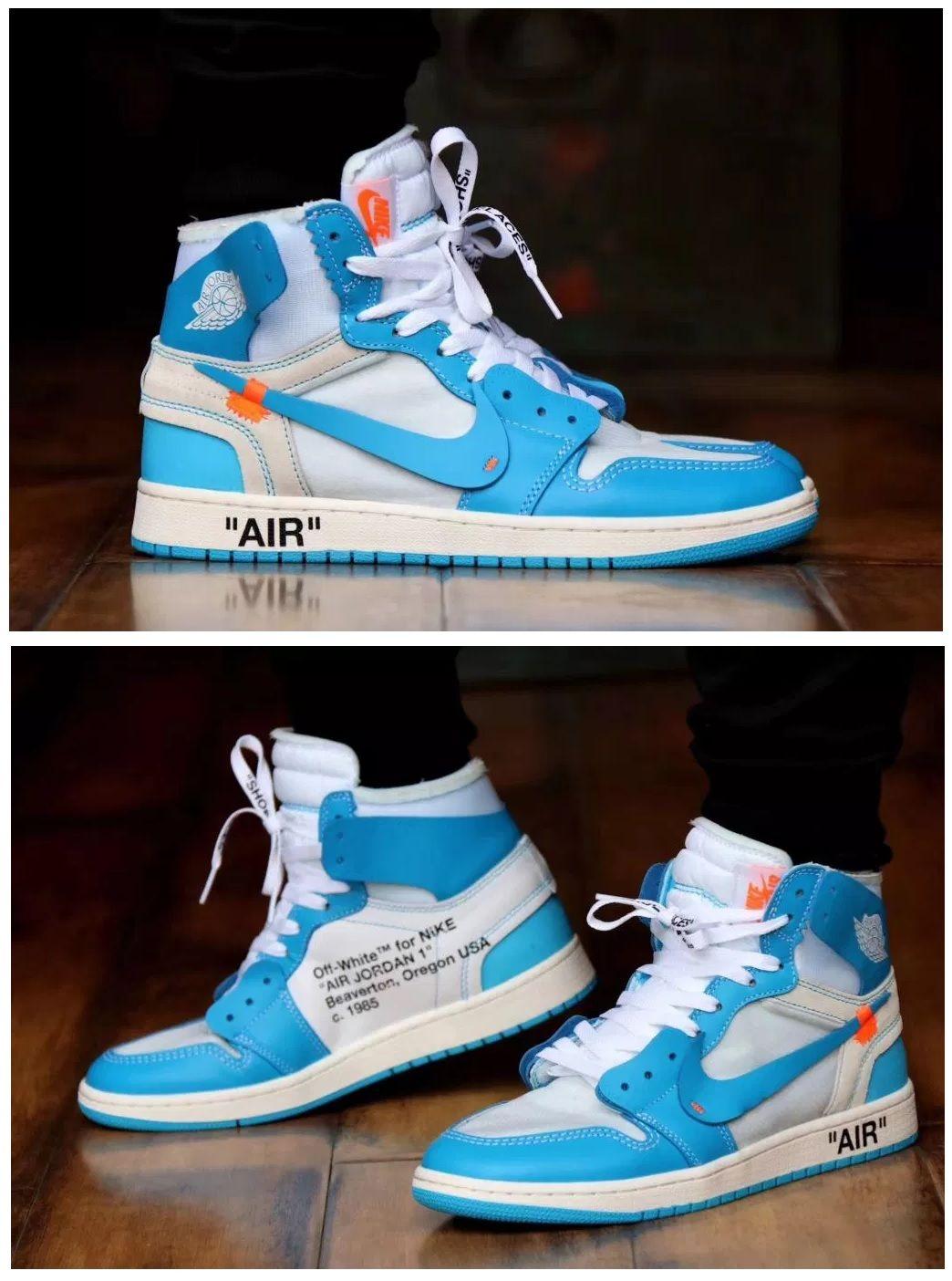 a073525af070 Virgil Abloh x Nike Air Jordan 1