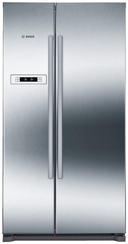 Siemens KA90NVI30 NoFrost, Höhe: 176 cm, Edelstahl-Türen günstig online kaufen im computeruniverse Online Shop. Bestellen Sie jetzt Side-by-Sides günstig online! computeruniverse - beste Auswahl, bester Service!