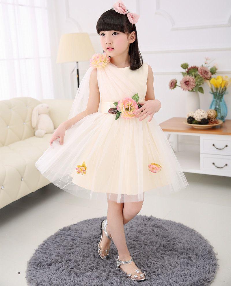 Toddler boy dress clothes for wedding  Click to Buy ucuc Kids girls dress  summer new children princess