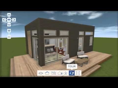 This Tool To Design Your Own Tiny House Is Way Too Fun | Grist