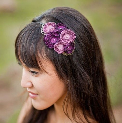 looking for cute summer hair accessories