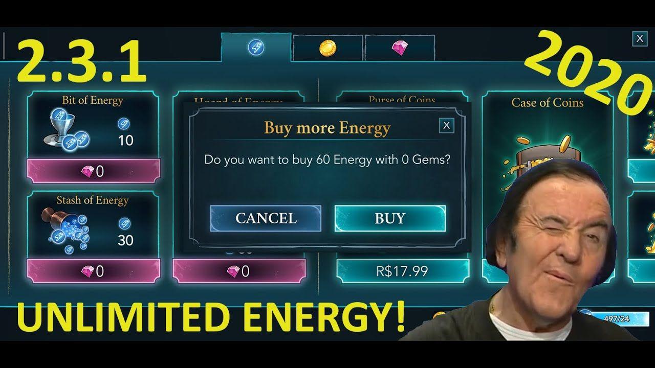 Harry Potter Hogwarts Mystery Hack Hogwarts Mystery Hogwarts How To Get Energy