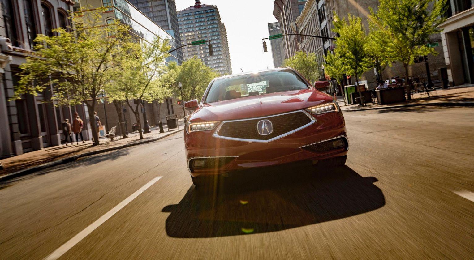 2019 Acura Tlx 2 4 L Tech A Spec Pkgs I 2020