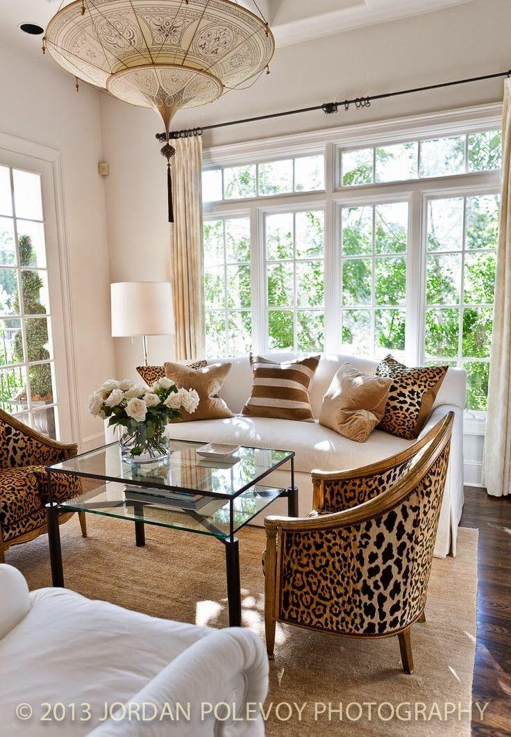 70 Cheetah Print Living Room Ideas 2020 Brown Living Room Interior Design Home