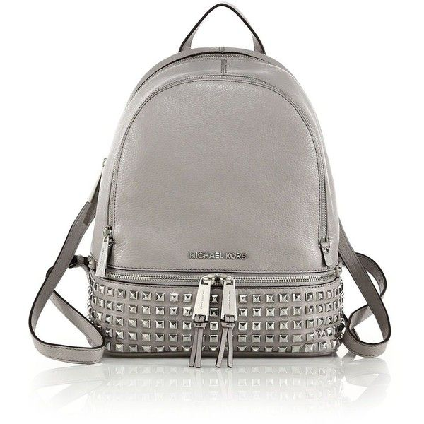 1fd65c76d018b MICHAEL MICHAEL KORS Small Studded Leather Backpack (6