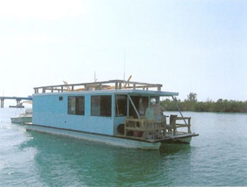 Houseboat Als Orada A House Boat Would Be Awesome Key West Florida