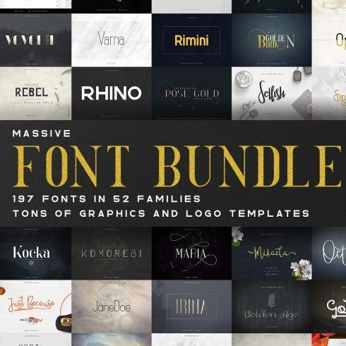 Best Fonts for bloggers and designers
