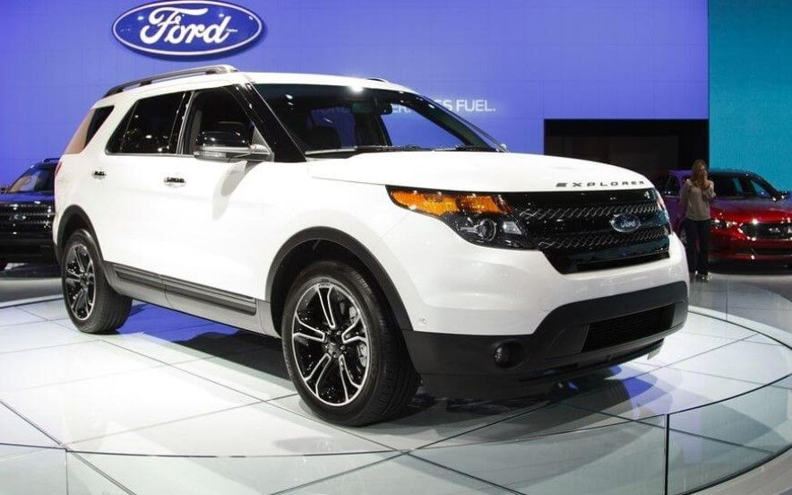 2020 Ford Explorer View Design Engine Powerful Price With