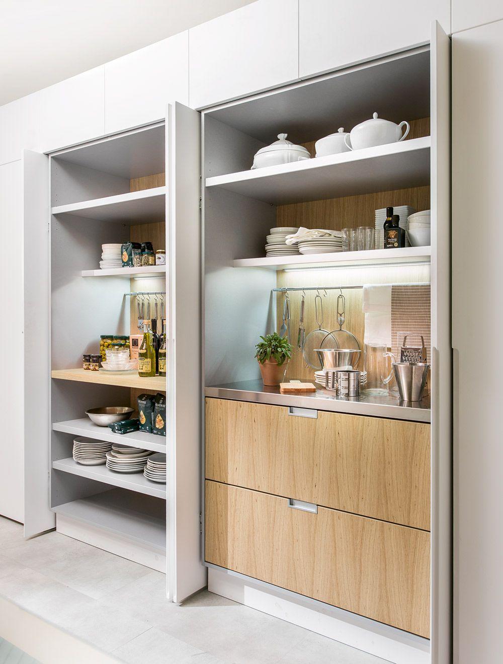 Soft Bianco + Wood Rovere | Cappellini Cucine | Cucine | Pinterest ...