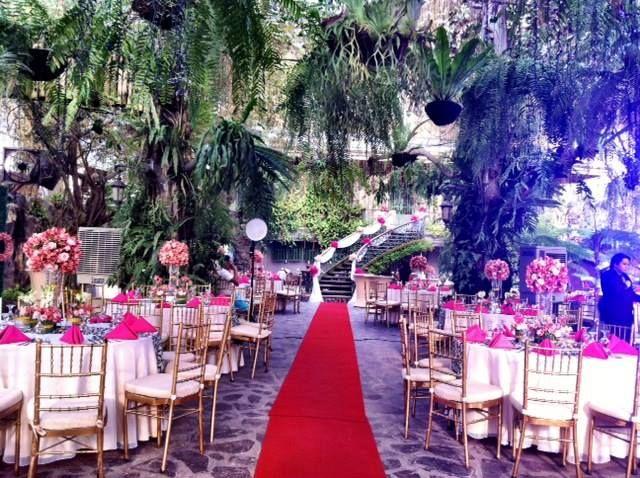 fernwood gardens best garden wedding venue in the philippines most popular wedding events venue