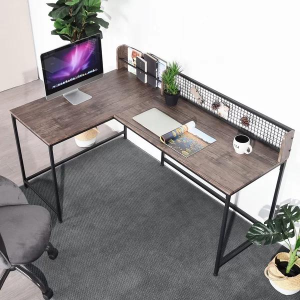Vela L Shaped Desk L Shaped Corner Desk L Shaped Desk Home Office Design