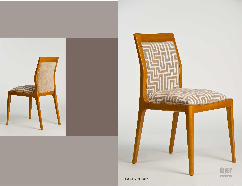 Catalogo olsen de dayer sillas dise o for Catalogo de sillas