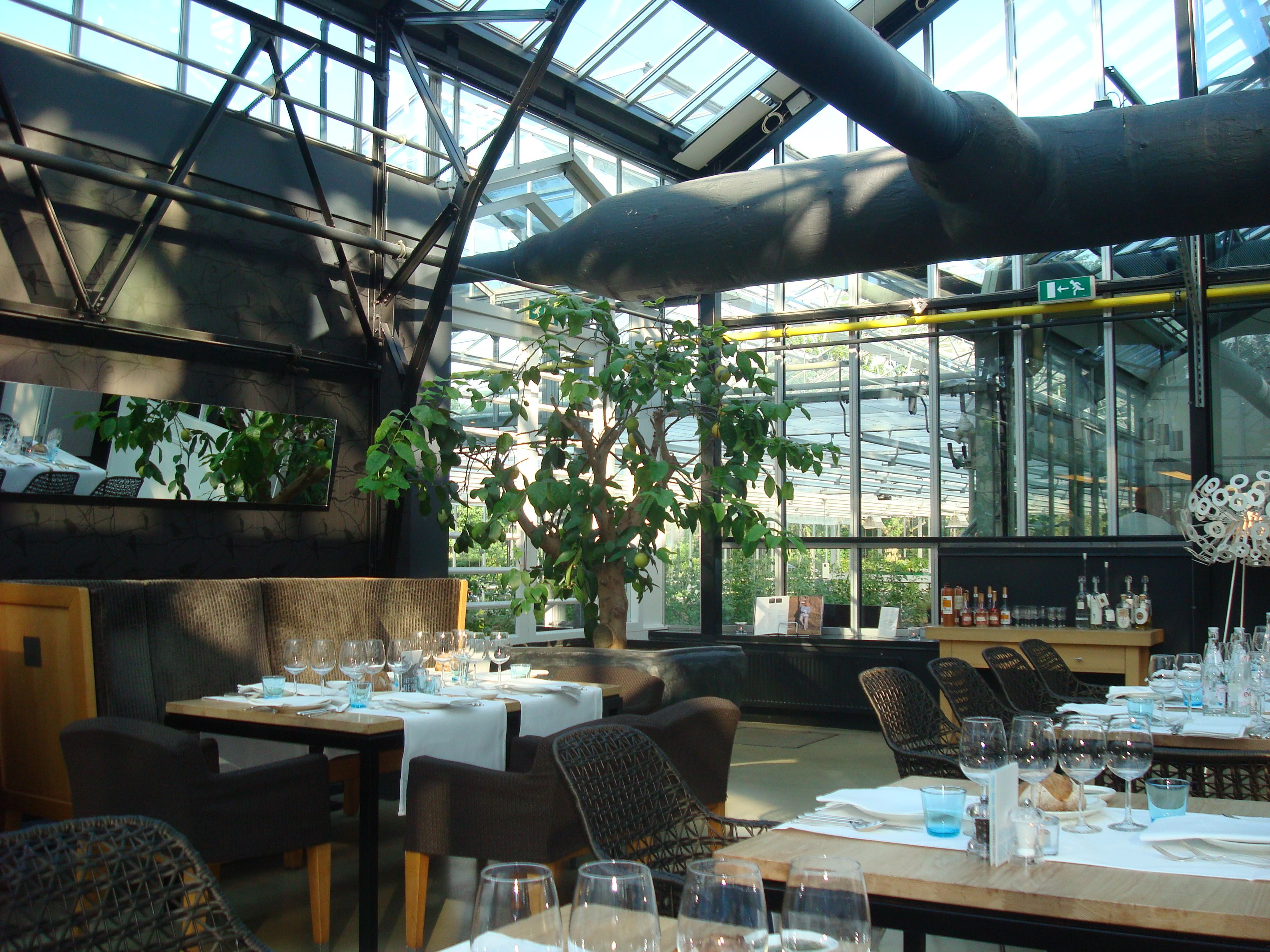 greenhouse restaurant google search magasin