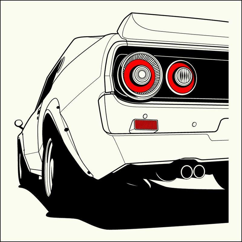 Nissan Skyline GT R KPGC110