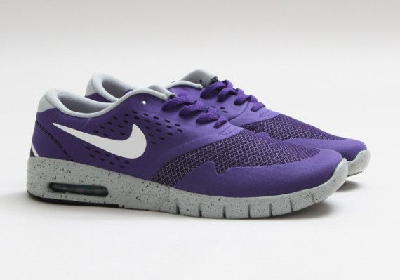 cute best catch Nike SB Eric Koston 2 Max - Court Purple - Base Grey - SneakerNews ...