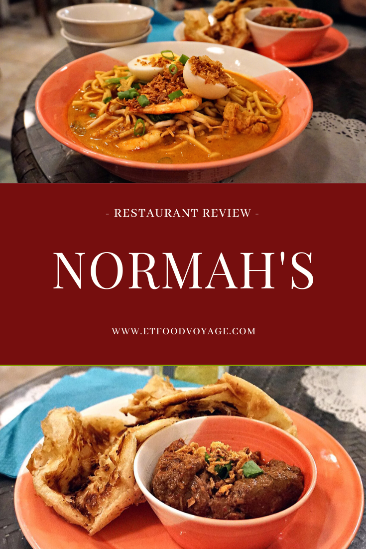 Normah S Place Queensway Market Food London Food Dishes