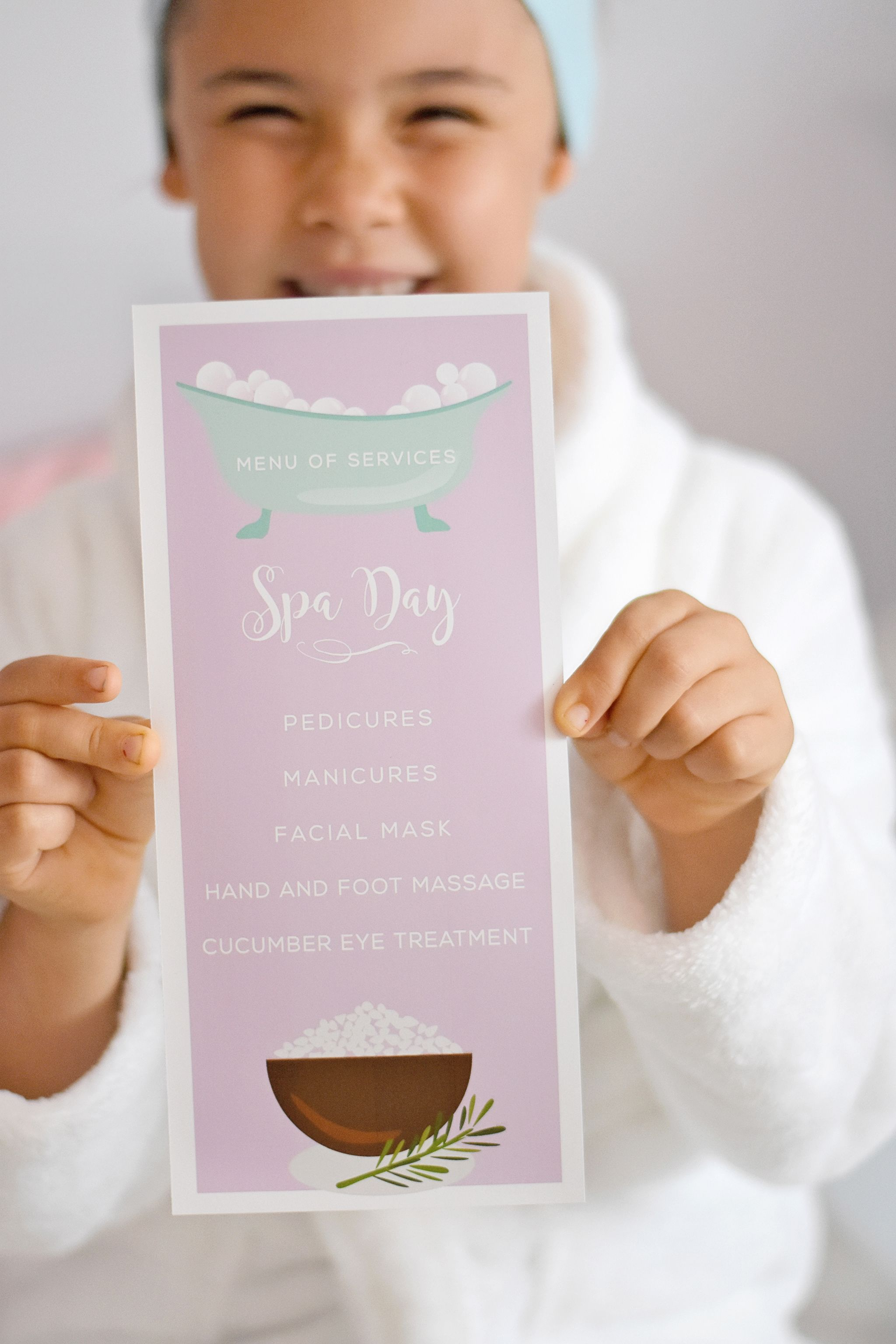 How To Host A Spa Day For Kids Project Nursery Kids Spa Party Spa Day For Kids Spa Party