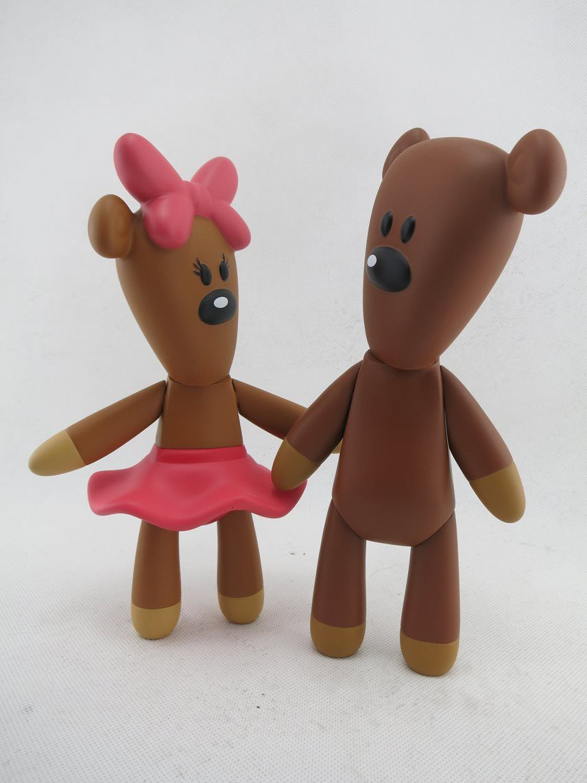 Mr bean teddy and lottie vinyl figures by dolltv dolltv mr bean teddy and lottie vinyl figures by dolltv dolltv solutioingenieria Images