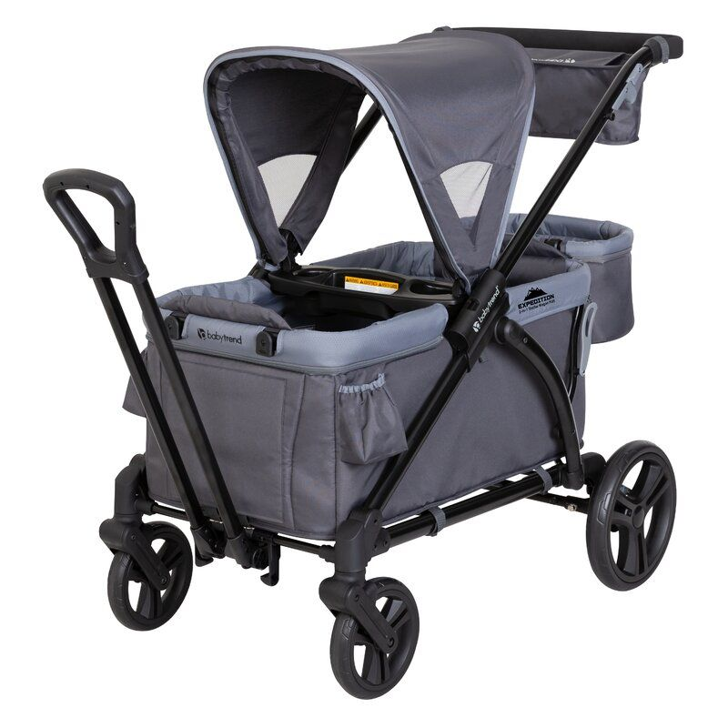 Expedition 2in1 Stroller Wagon in 2020 Baby trend