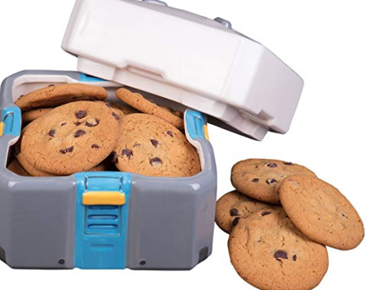Overwatch Loot Box Ceramic Cookie Jar Great For Food And Snack Storage Officially Licensed Ceramic Cookie Jar Snack Storage Cookie Jars