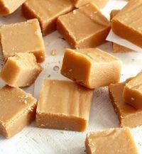 Caramels mous - façon fudge