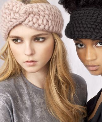 Knit head wrap | Style.is.Everything | Pinterest | Stirnband ...