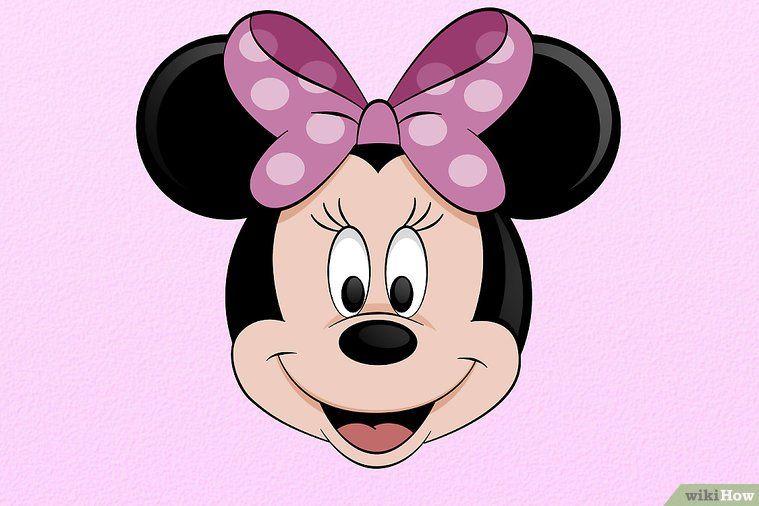 Minnie Maus Zeichnen Bastelideen Pinterest Minnie Maus Mäuse