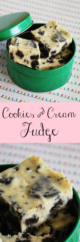 how to make cream fudge