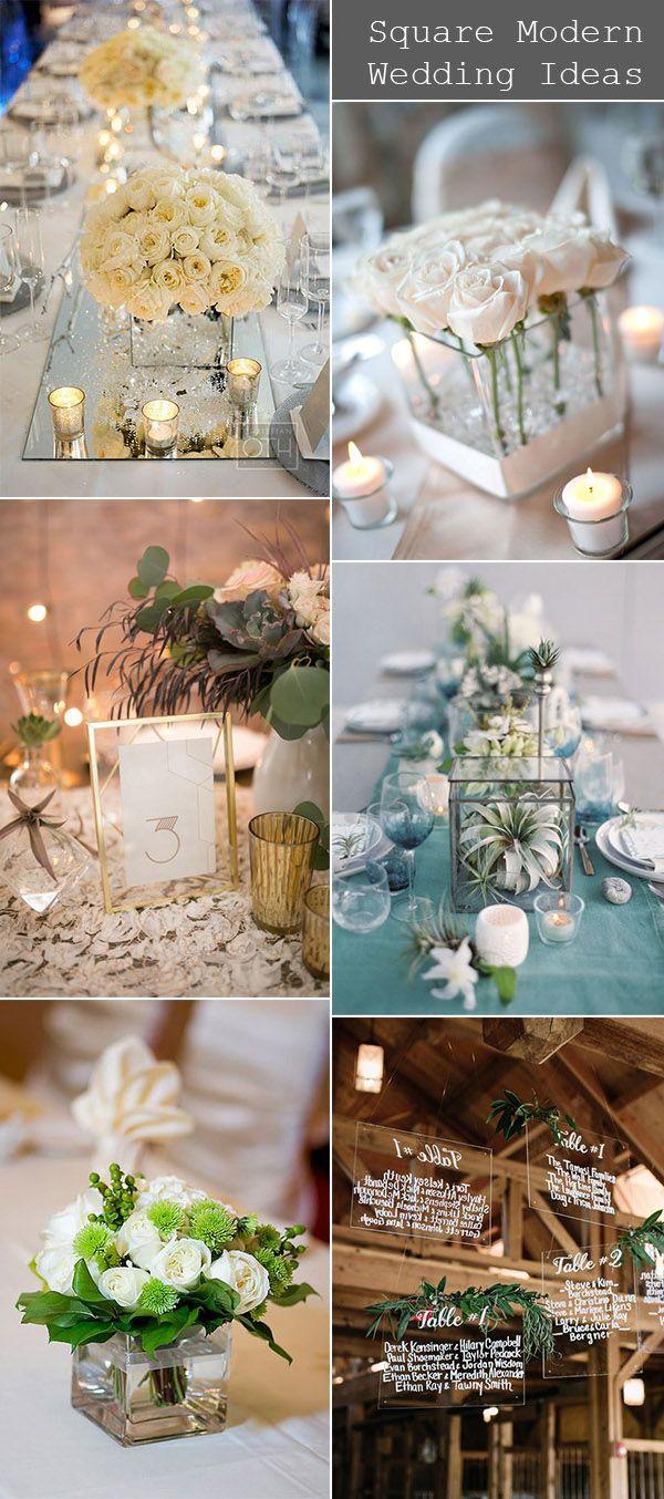 40 Stylish Modern Wedding Ideas You Will Love Pinterest White