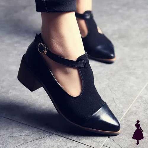 Zapato Bajo 10 Estilos Para Enamorarse Zapatos Mujer Zapatos Bajos Zapatos De Tacones