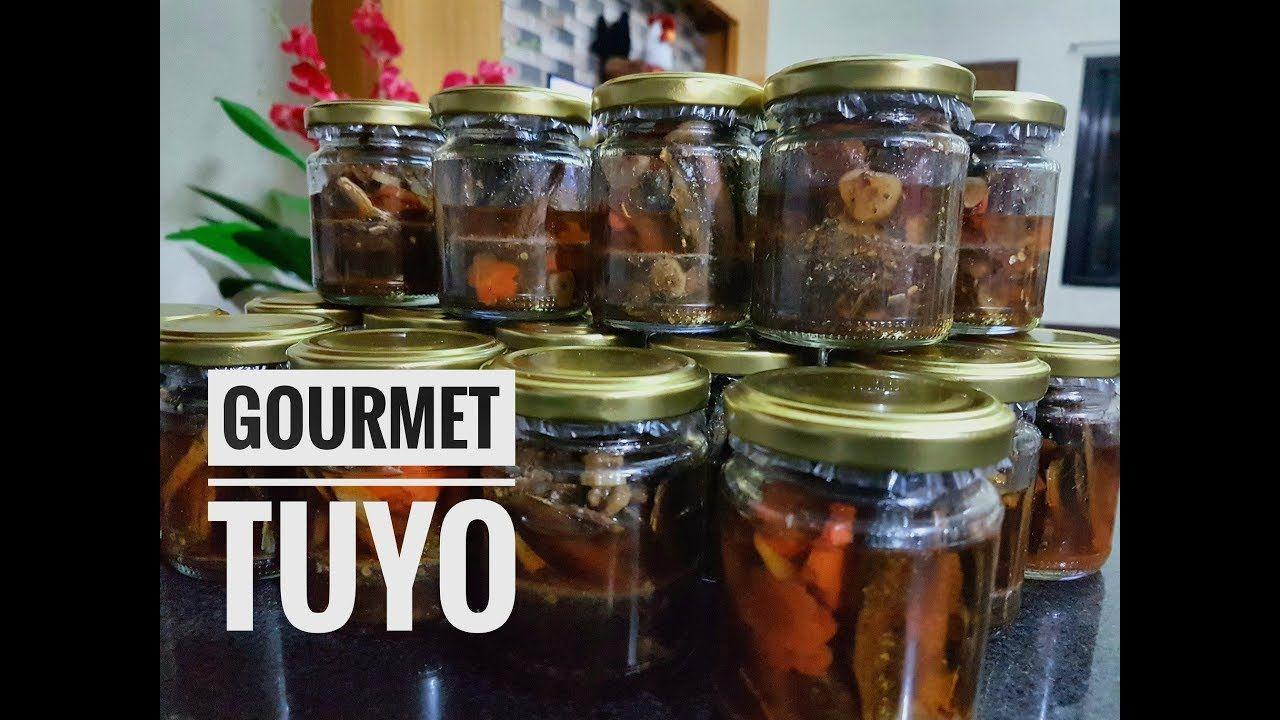 Gourmet Tuyo Business Tips YouTube Gourmet tuyo