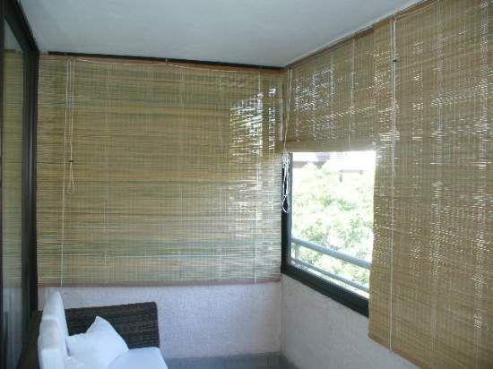 Cortinas de totora cortinas for Sodimac terrazas chile