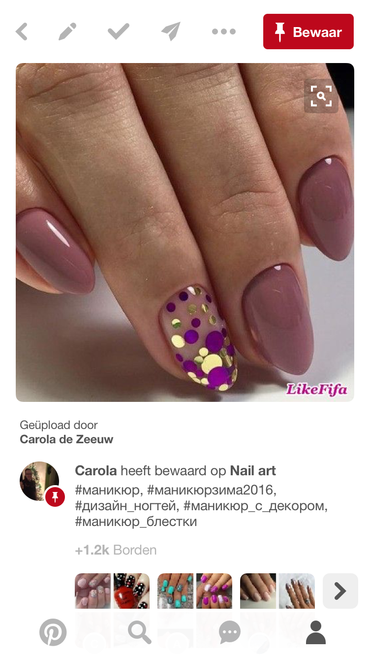 Pin van Carola Bakker op Nail art | Pinterest