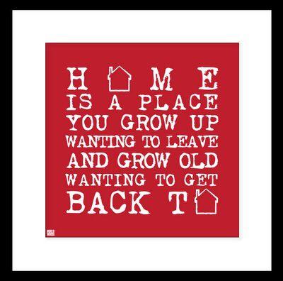 Home ❤️