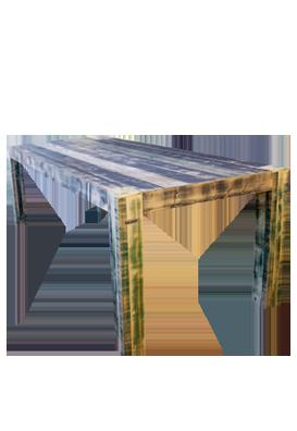 Sloophout meubels tafel van sloophout dream home home for Sloophout meubels