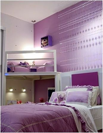 Love Shades Or Purple For A Little S Room