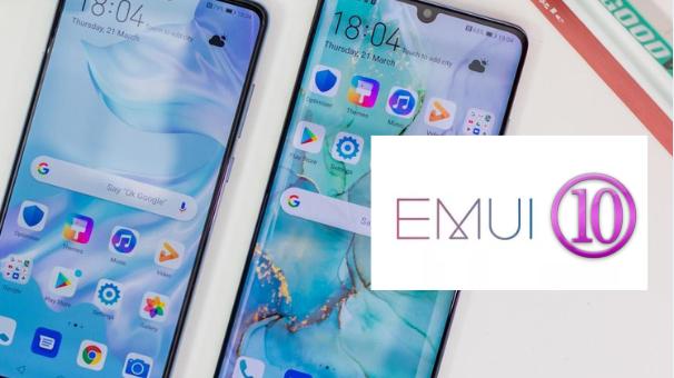 Výsledek obrázku pro EMUI10