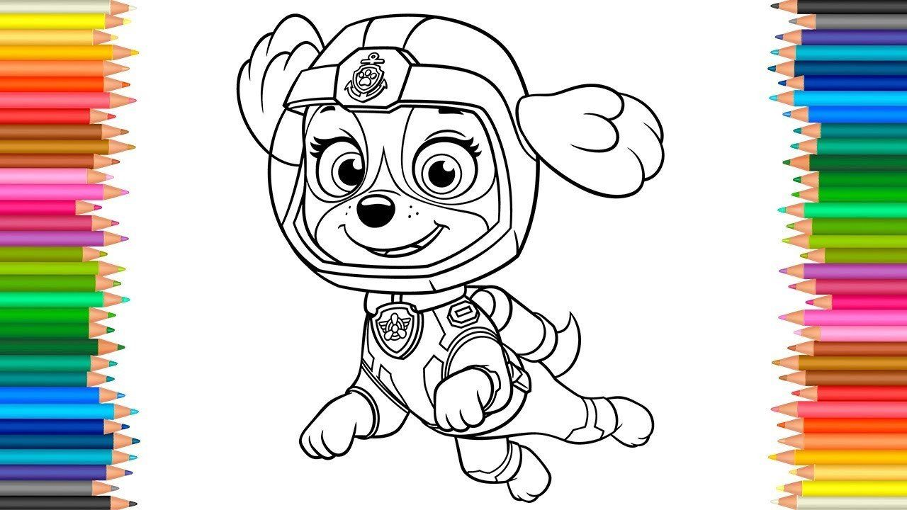 Skye Paw Patrol Coloring Pages Luxury Coloring Pages Marvelous Paw Patrol Birthday Coloring Paw Patrol Coloring Pages Paw Patrol Coloring Coloring Pages