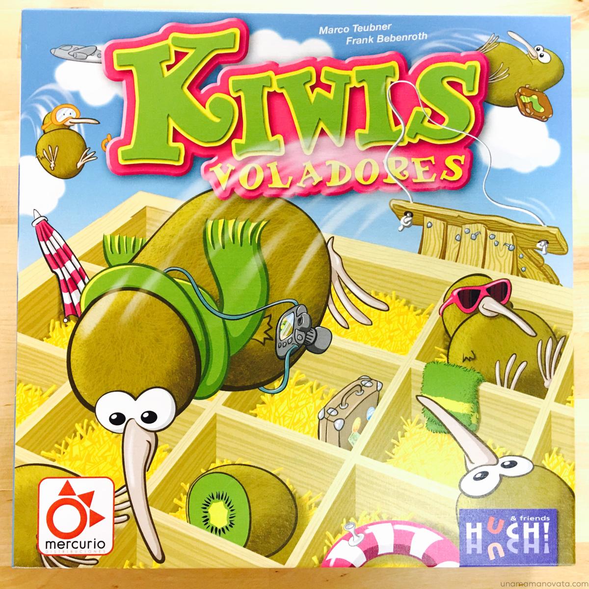 Portada Kiwis Voladores