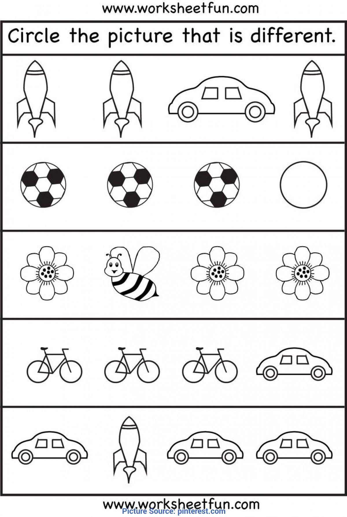 Community Helpers Kindergarten Worksheets