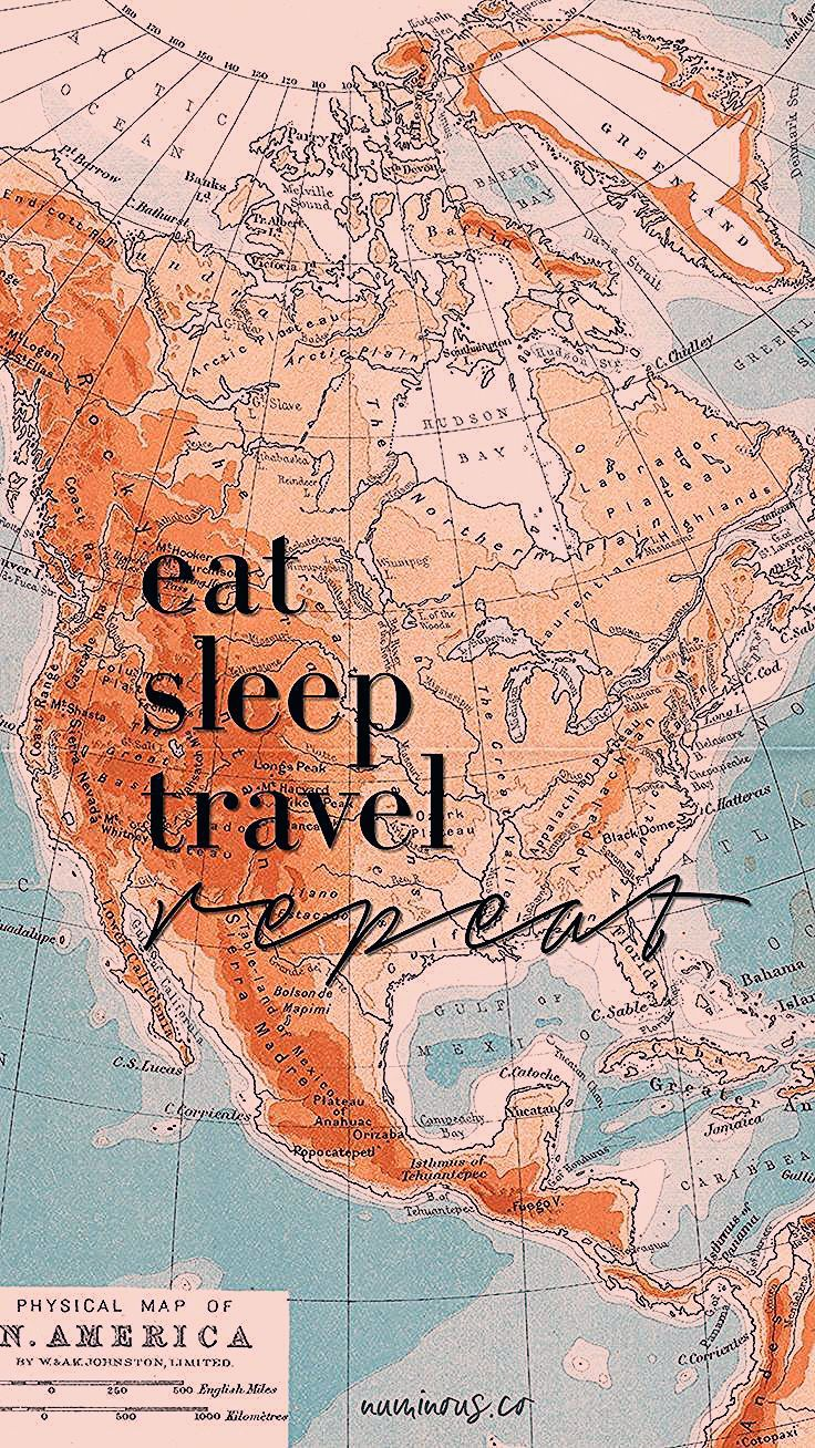 Photo of Eat Sleep Travel Repeat Tank