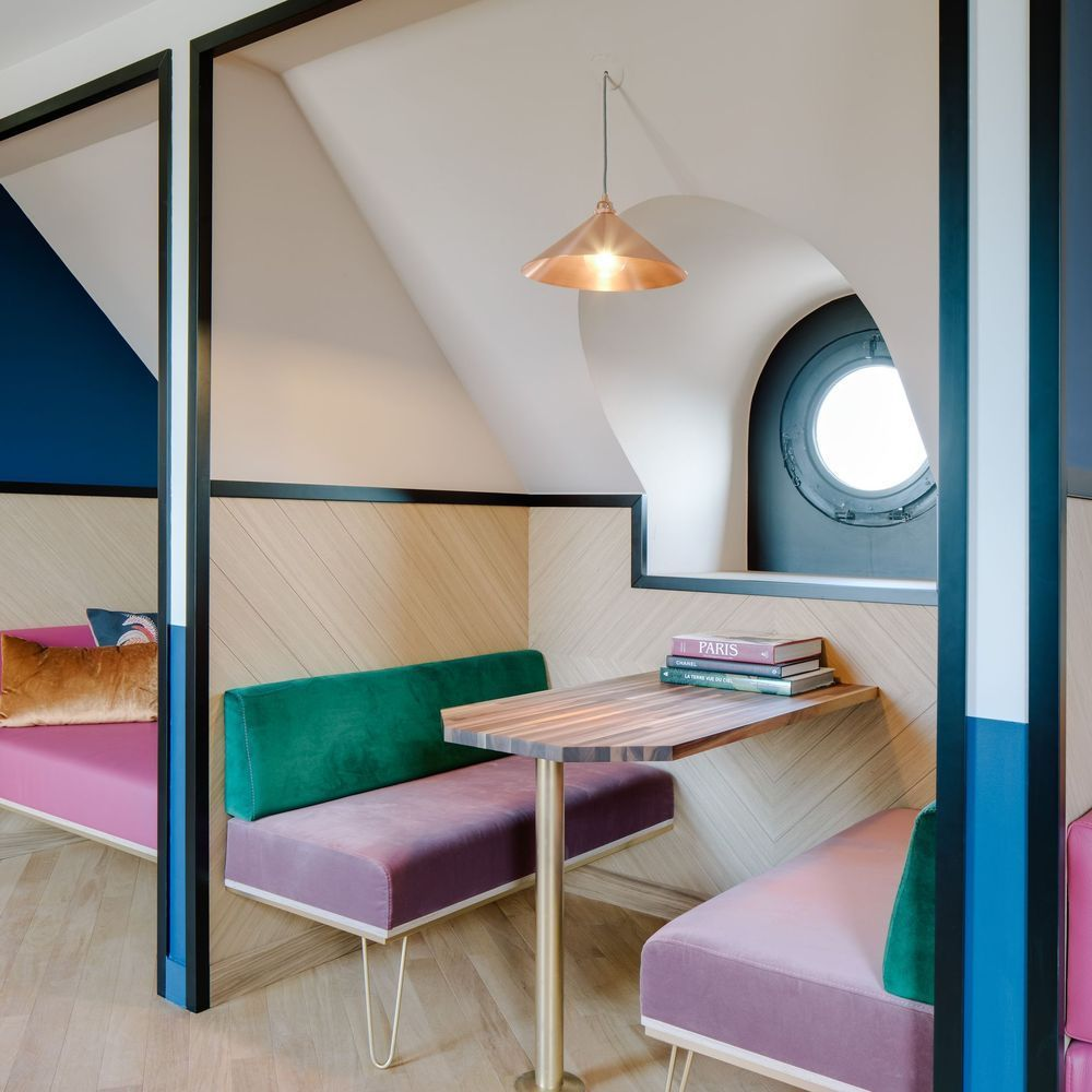 Of Course French Co-Working Spaces Are Swankier Than Ours