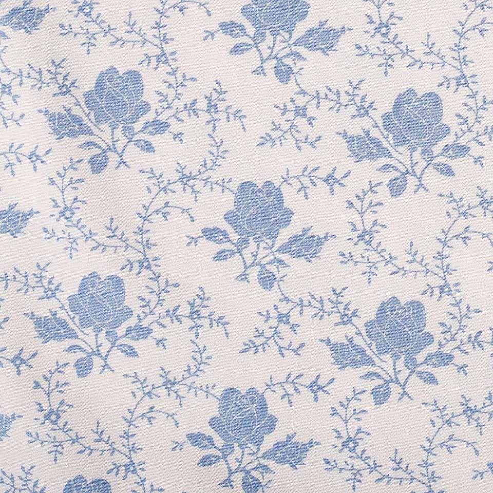 Vintage Floral Cotton Poplin Dunelm Cotton dress