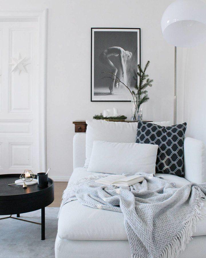 Adventszeit u003d Kuschelzeit SoLebIchde Foto _Carinchen_ - deko schwarz wei wohnzimmer