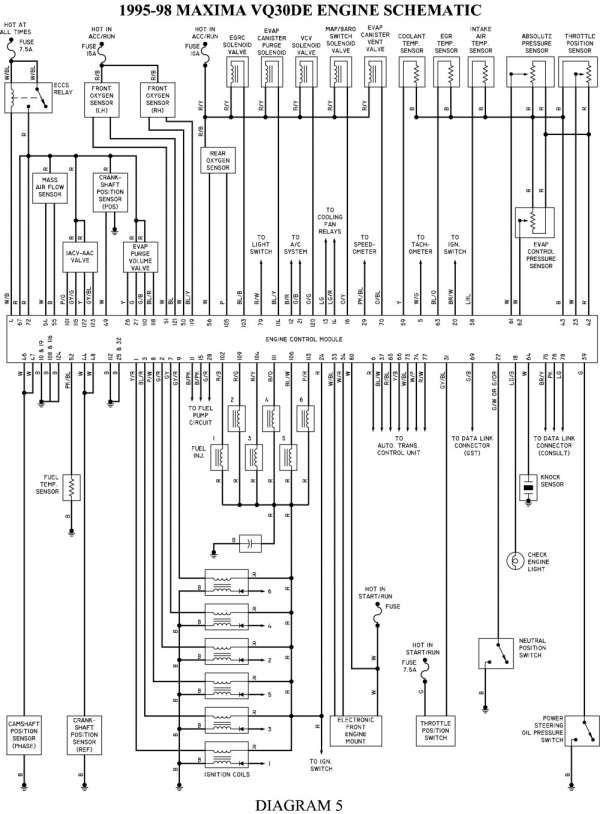 12 nissan murano engine wiring diagram  engine diagram