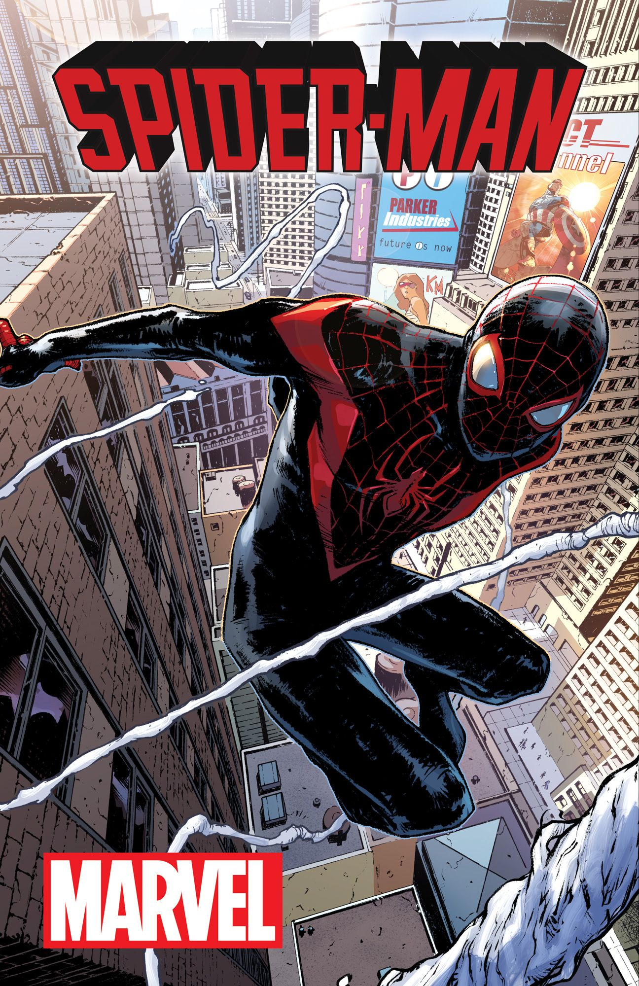 New Spider-Man Series Announced Starring Miles Morales