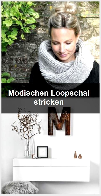 Photo of Modischen Loopschal stricken,  #LoopSchal #Modischen #stricken #Stricken loopsch…