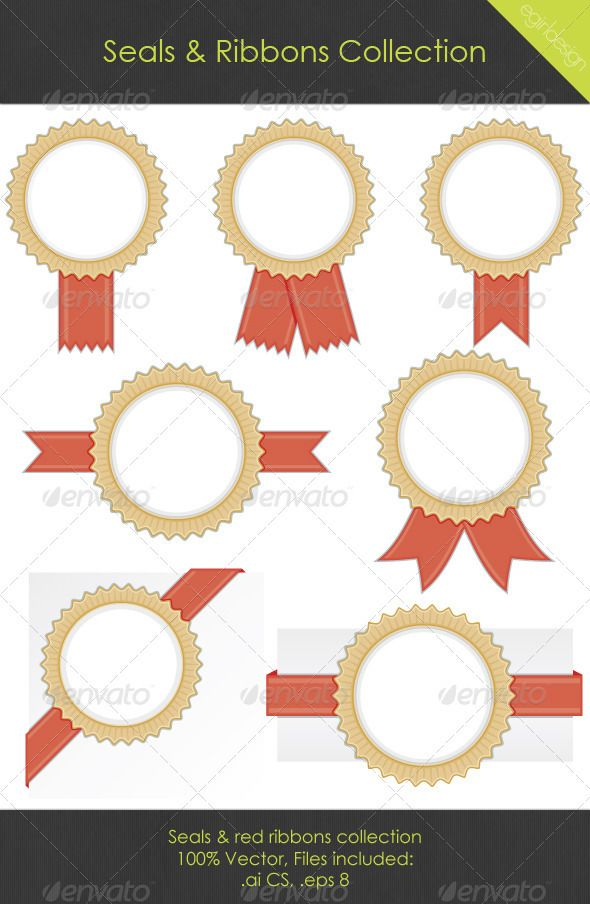 Realistic Graphic DOWNLOAD (.ai, .psd) :: http://jquery.re/pinterest-itmid-1000758738i.html ... Seals & Ribbons Collection ...  badge, collection, design, design element, gold, graphic, illustration, isolated, red, ribbon, seal, set, vector  ... Realistic Photo Graphic Print Obejct Business Web Elements Illustration Design Templates ... DOWNLOAD :: http://jquery.re/pinterest-itmid-1000758738i.html