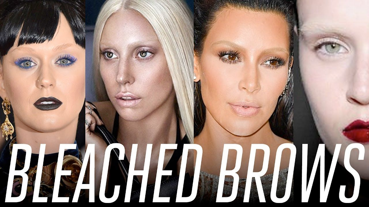 Bleached brows without the bleach clinique moisturizer