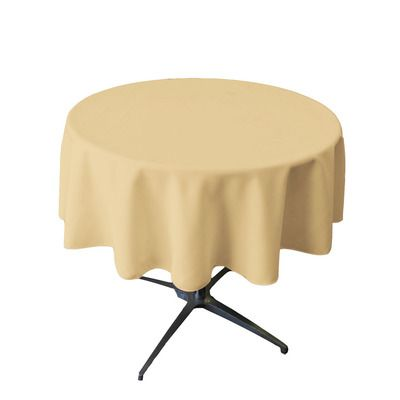 Look What I Found On Wayfair Round Tablecloth Tablecloths For